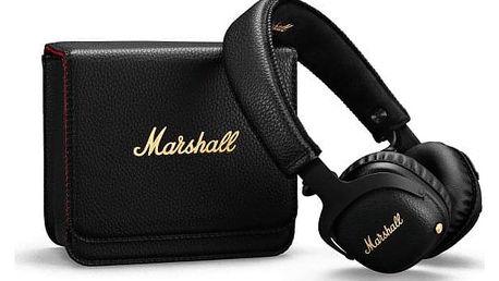 Bezdrátová sluchátka Marshall Mid A.N.C. černá