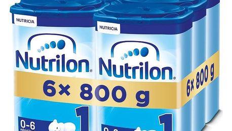 6x NUTRILON 1 (800g) - kojenecké mléko