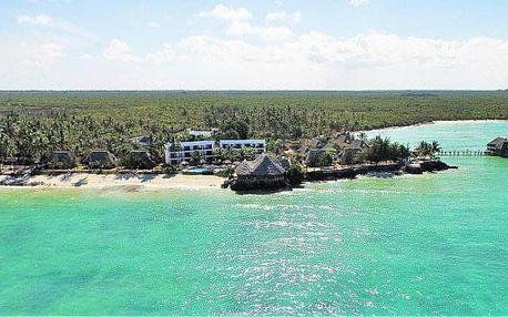 Tanzánie, Zanzibar, letecky na 10 dní all inclusive