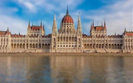 Oblíbený pobyt v centru Budapešti v hotelu Atlas City - celoročně! 1 dítě zdarma.