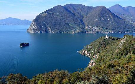 Itálie - Lago di Garda autobusem na 4 dny, snídaně v ceně