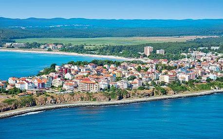 Bulharsko - Primorsko letecky na 8-15 dnů