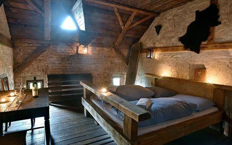 Středověký hotel Dětenice s programem i hodováním