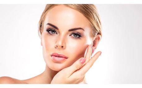 Ošetření pleti kosmetikou Bioderma v kombinaci s masáží