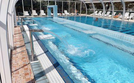 Maďarsko: Hotel Aquamarin