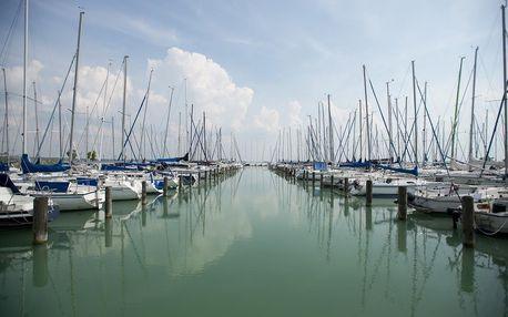 Maďarsko: Hotel Marina-Port ****