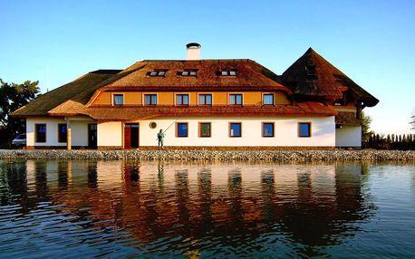 Léto u jezera: pobyt v romantických Piešťanech