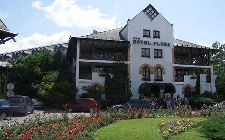 Maďarsko: Hunguest Hotel Flóra