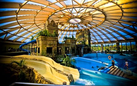 Maďarsko: Aquaworld Resort Budapešť