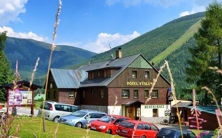 Krkonoše: Hotel Výsluní
