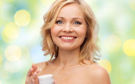 Kompletní ošetření pleti kvalitní kosmetikou