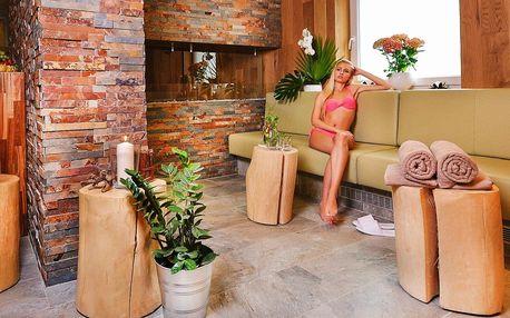 Oblíbený Wellness Hotel Bozeňov*** na Moravě s polopenzí a wellness
