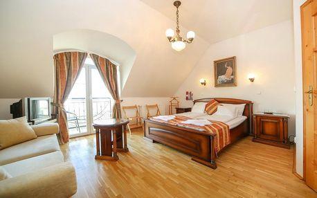 Maďarsko: Hotel Panoráma Eger