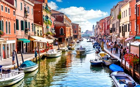 Itálie autobusem na 4 dny, snídaně v ceně