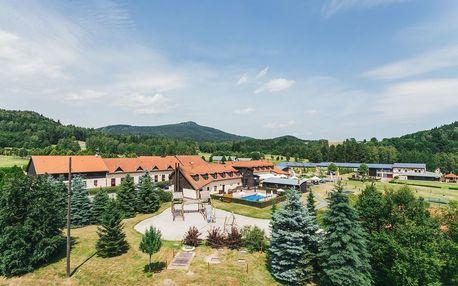 Lužické hory: Resort Malevil