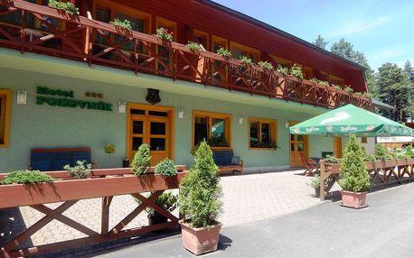 Nízké Tatry: Hotel Poľovník