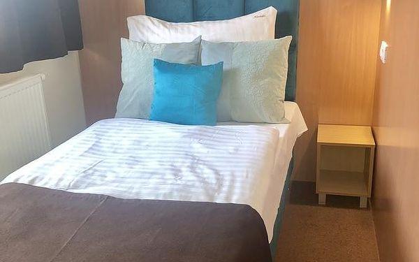 Jednolůžkový pokoj Standard3