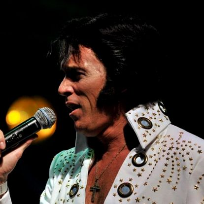 Vstup na poctu králi rock´n´rollu One Night Of Elvis