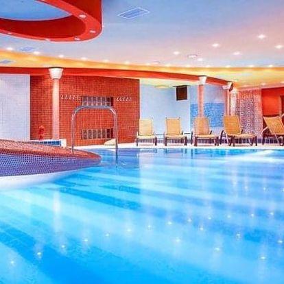 Dunajská Streda: Hotel Therma **** s luxusním wellness, koupalištěm a polopenzí