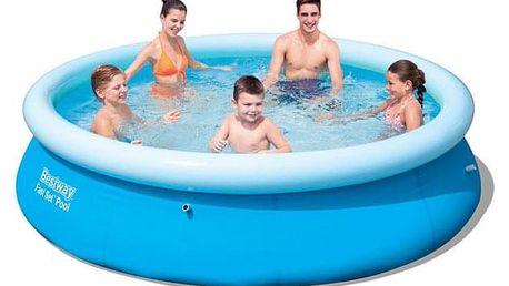 Bazén samostavěcí Bestway 57266, 305x76cm, bez filtrace
