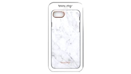 Zadní kryt pro Apple iPhone 7/8 slim, mramorová bílá