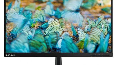 "Monitor Lenovo 24"" Full HD, LCD, 4 ms, FreeSync"