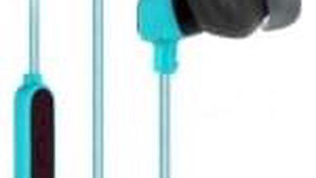 Bezdrátová sluchátka JBL Reflect Mini tyrkysová