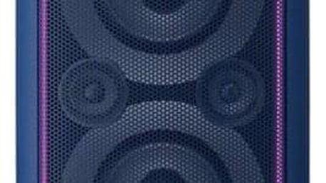 Party systém SONY GTK-XB5 Modrý