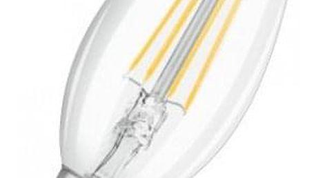 LED STAR CL B FIL 40 non-dim 4W/827 E14