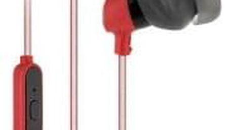 Bezdrátová sluchátka JBL Reflect Mini červená