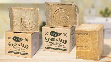 Tradiční aleppské mýdlo s vavřínovým olejem