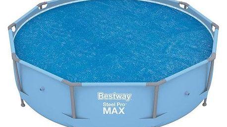 BESTWAY 58241 solární plachta 2,90 m na bazén s konstrukcí