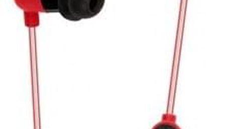 Bezdrátová sluchátka JBL Reflect Mini BT červená