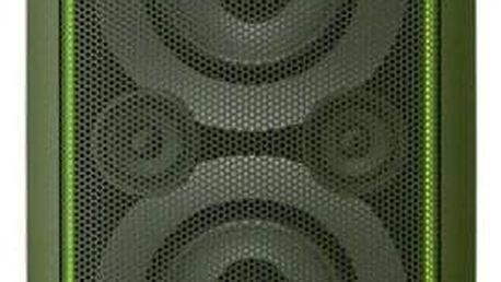 Party systém SONY GTK-XB5 Zelený