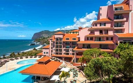 Madeira - Funchal na 6 dní, all inclusive s dopravou letecky z Prahy