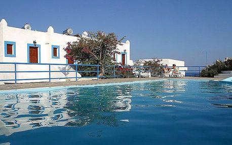 Řecko - Karpathos letecky na 8-12 dnů