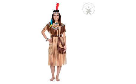 Indiánka Cherokee