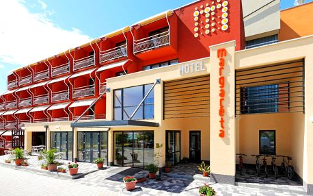 3* hotel s wellness na břehu Balatonu