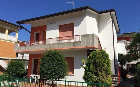 Itálie - Bibione na 8 dní, bez stravy s dopravou vlastní