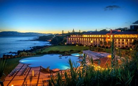 Portugalsko - Azorské ostrovy na 8 dní, snídaně s dopravou letecky z Prahy