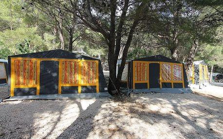 Chorvatsko - Makarská riviéra na 10 dní, bez stravy s dopravou autobusem