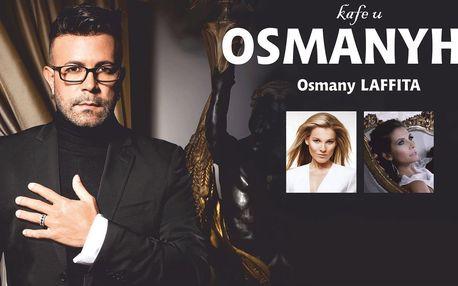 Kafe u Osmanyho: show se známým módním návrhářem