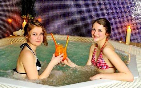 Slovenská Bystrička v hotelu mezi Malou a Velkou Fatrou s polopenzí a bohatým balíčkem slev