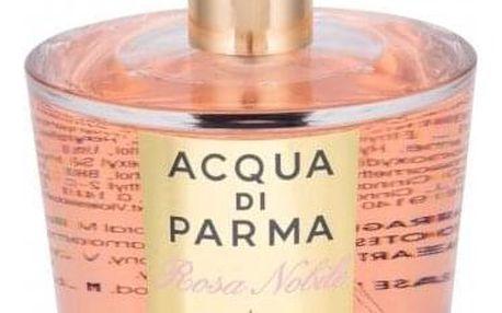 Acqua di Parma Rosa Nobile 100 ml parfémovaná voda tester pro ženy