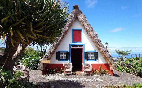 Madeira - Madeira na 8 dní, snídaně s dopravou letecky z Prahy