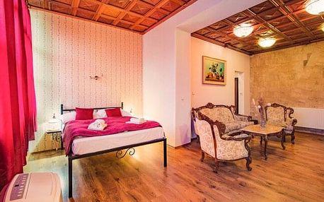 Piešťany: Romantický pobyt v Penzionu Benátky *** s polopenzí a masáží