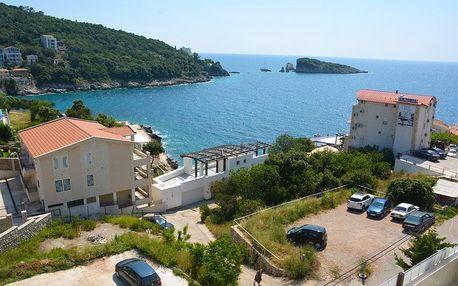 Černá Hora - Bar na 8 dnů, all inclusive