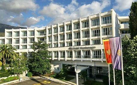 Černá Hora - Bečiči na 8 dní, all inclusive, polopenze nebo snídaně s dopravou letecky z Ostravy