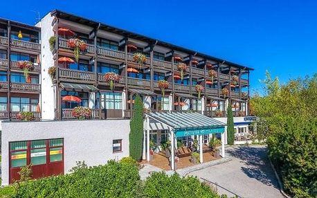 Německo v AktiVital Hotelu *** s polopenzí, termálním wellness a aktivitami