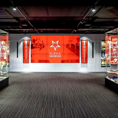Slavia Museum: vstupenky pro jednotlivce i rodiny